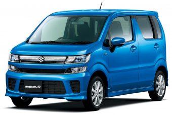 Itt az új Suzuki Wagon R
