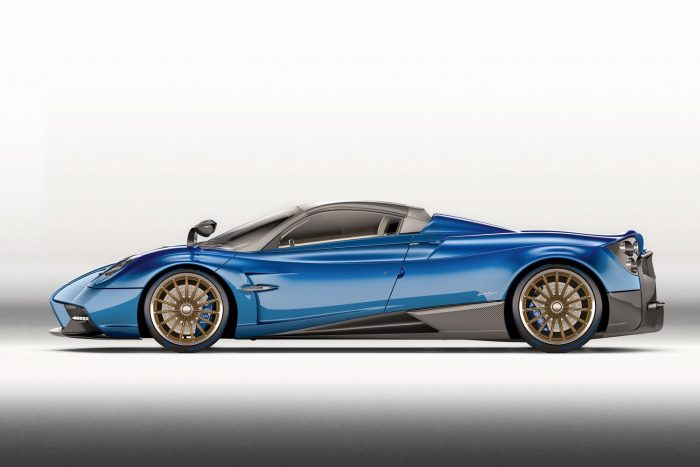 Pagani Huayra Roadster: nem is létezhetne, olyan 5