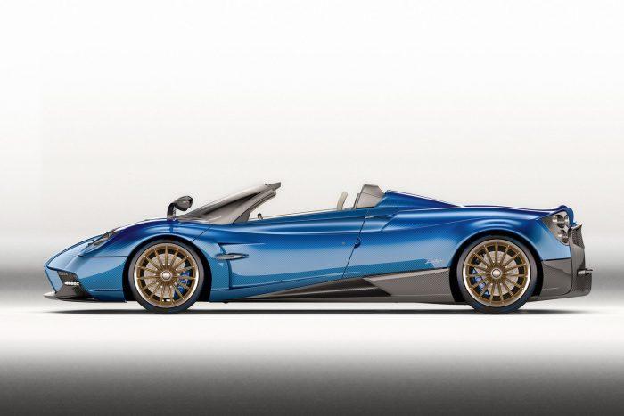Pagani Huayra Roadster: nem is létezhetne, olyan 4
