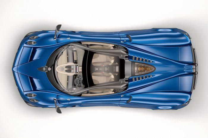 Pagani Huayra Roadster: nem is létezhetne, olyan 3
