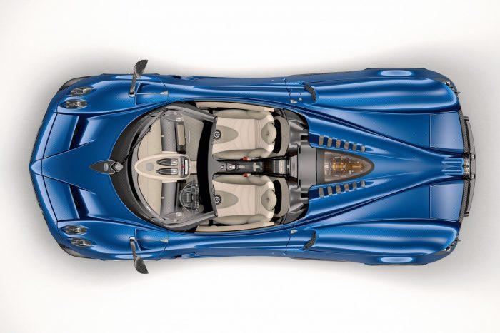 Pagani Huayra Roadster: nem is létezhetne, olyan 2