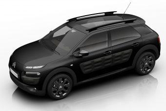 Citroën C4 Cactus OneTone : Darth Vader városi járgánya