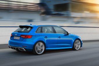 400 lóerős Audi Sportback – újabb győri sportgép