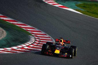 F1: Verstappen három hét múlva tudja, jó-e a Red Bull