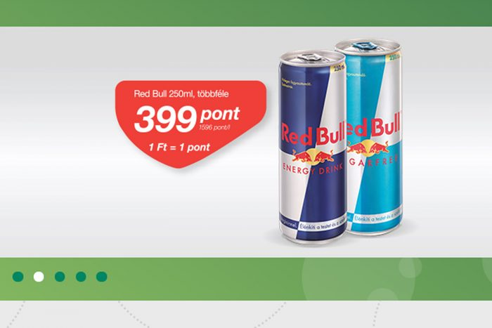 399 pont a Red Bull
