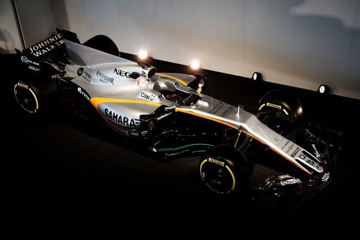 Force India VJM10