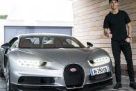 Cristiano Ronaldo megvette a világ legdrágább új autóját 1
