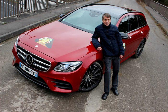 Jó minőségű, kényelmes és minden földi jóval felszerelhető a Mercedes E-osztály - viszont elég drága