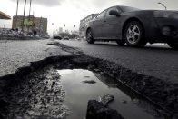Elkészült az ország legveszélyesebb útszakaszainak listája 4