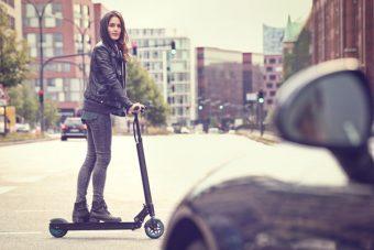 Rollerrel reformálnák meg a közlekedést