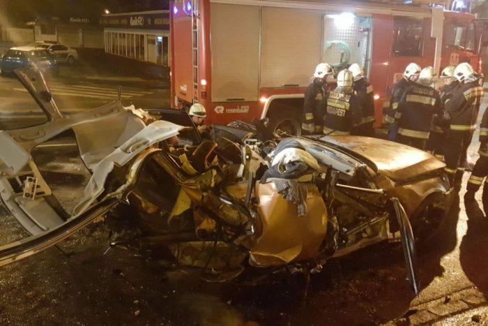 A Szentendrei úti baleset elkerülésére ma még nincs automatizált rendszer: ha a sofőr hülye, a gép nem bírálja felül