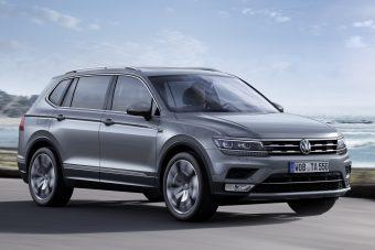 VW Tiguan AllSpace: Rengeteg hely lesz benne