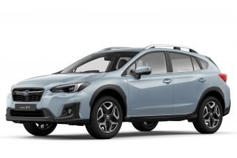 Subaru XV: Nem látszik, de vadonatúj