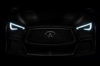 Infiniti Project Black S: Utcai sportkocsi Forma 1-es technológiákkal