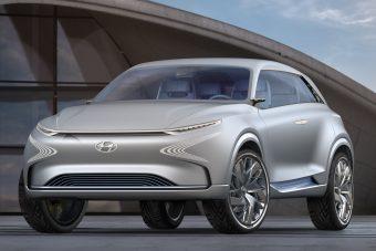 Hyundai FE Fuel Cell Concept: Újabb öko-kakukktojás Koreából