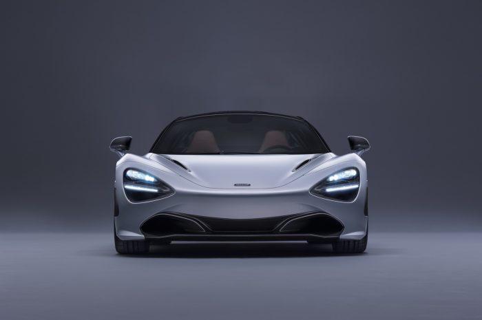 Megérkezett az új McLaren 720S 10