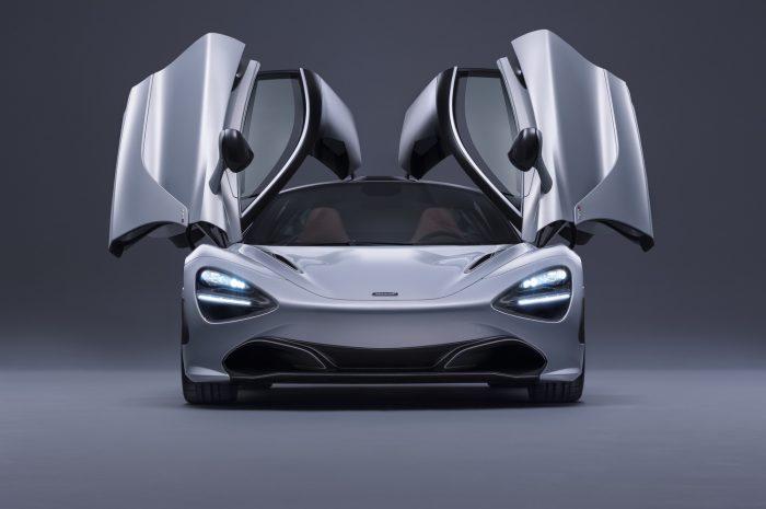 Megérkezett az új McLaren 720S 9