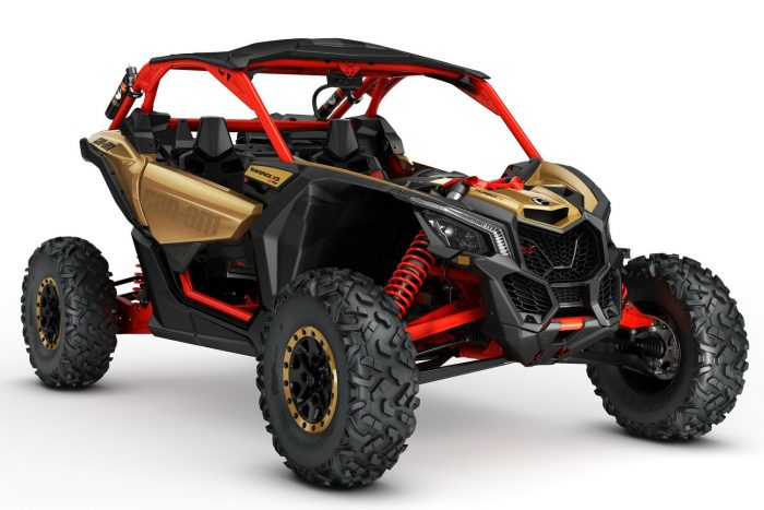 5-2017 Can-Am Maverick X3
