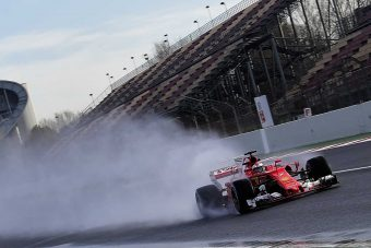 F1: Jöhet az év első esős versenye