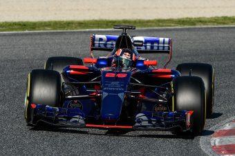 F1: Marad a Toro Rosso kulcsembere