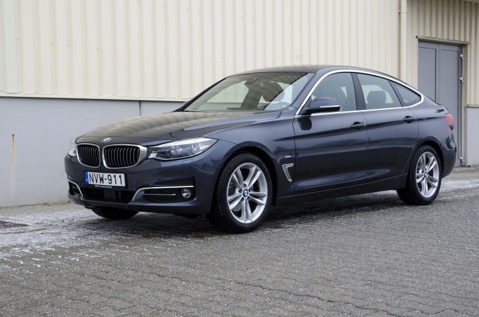 BMW 3-as Gran Turismo