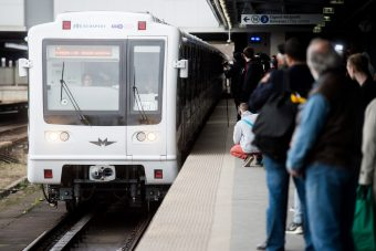 Forradalmi áttörés a 3-as metrón