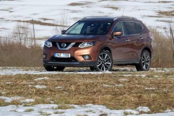 Mit tud a mozdonyosabb dízellel a Nissan X-Trail?