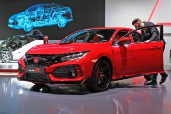 Kívül-belül ígéretes az új Type R Civic, alig várjuk, hogy hallhassuk a hangját!