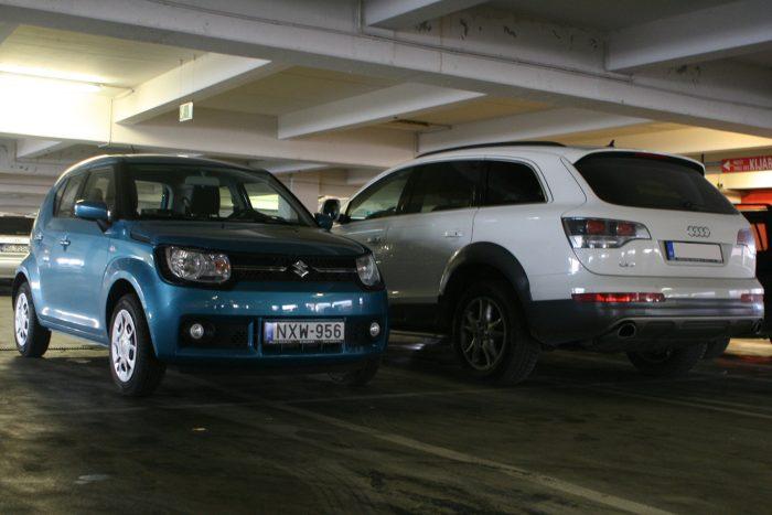 Kisebb autó, kisebb macera. Városban járva szebb az élet, ha az autó mérete nem nehezíti meg a parkolást
