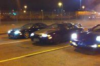 Lefoglalták a német rendőrök a gyorshajtó vagyonokért tuningolt autóját 2