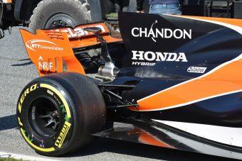 F1: Fejek hullottak a Hondánál