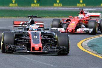 F1: Grosjean nem nyafog? Jó jel!