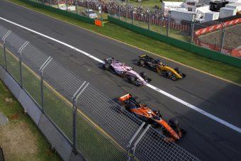 F1: Ilyen se volt még, három DRS-zóna lesz Melbourne-ben