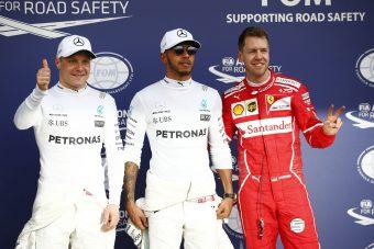 Hamilton: Bottas nagyon jól teljesített