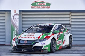 Piros-fehér-zöld autóban versenyzik majd Michelisz