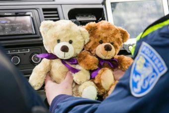 Soha nem látott, kedves újítás a rendőrautókban