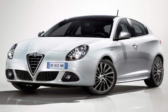 Alfa Giuletta 2011