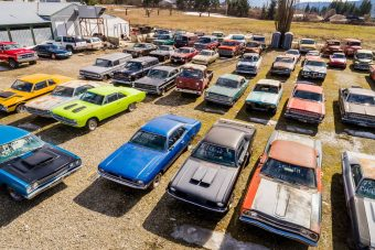 Kanadában eladó az autórajongók álma