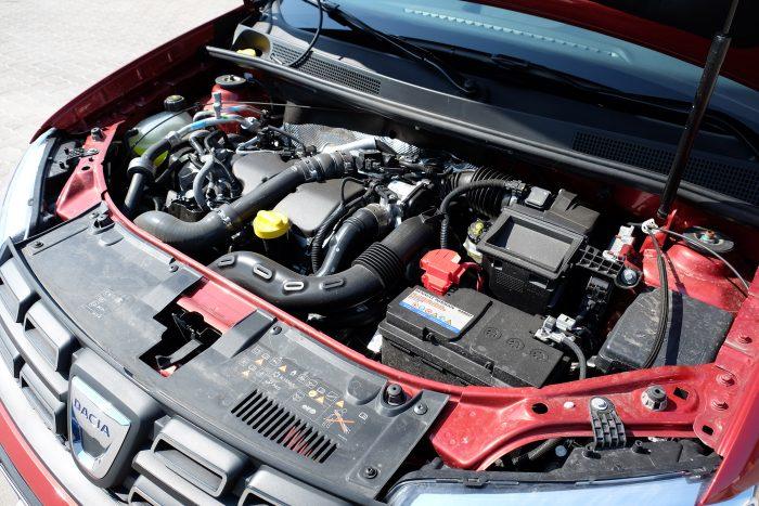 1,5-ös 90 lóerős dízelmotor