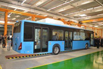 Elektromos busz és teherautó gyártó nagyhatalom lehetünk