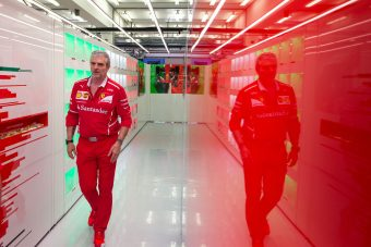 F1: Meg vannak számlálva a Ferrari-főnök napjai?
