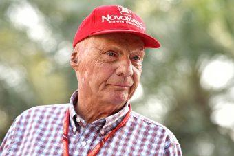 F1: Laudát idén már nem látjuk a pályán