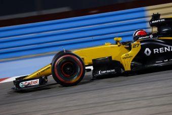 F1: A Renault még messze van a dobogótól