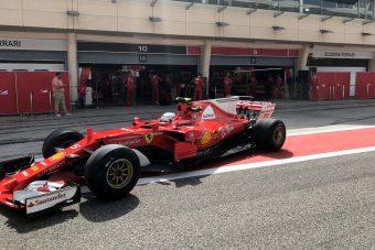 F1: A többiek végeztek, Vettel este 9-ig tesztel