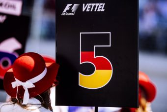 F1: Naná, hogy a Mercedes tárgyal Vettellel