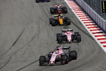 F1: A Force Indiánál marad a szabad verseny