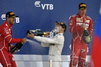 Bottas: Elképesztő érzés az első Forma-1-es győzelem!