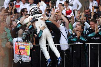 F1: Laudát meglepte Bottas győzelme