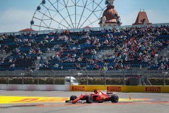 Kimi: Azért az első sor nem rossz a csapatnak