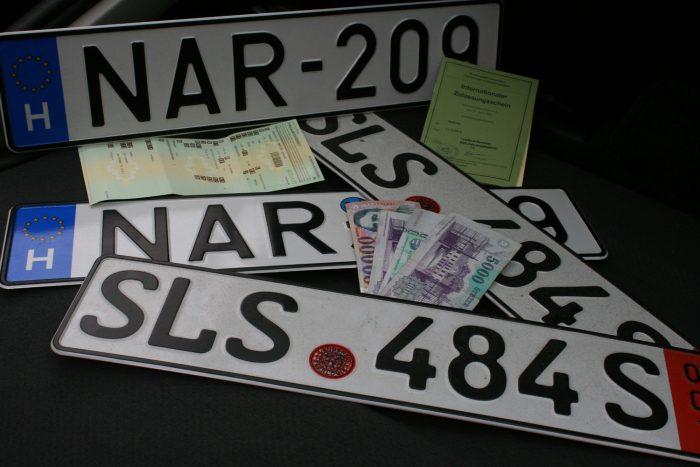 Külföldről behozott használt autóknál sokszor előnyben van a kisebbik motorváltozat, mert 1400 és 1600 köbcentinél is ugrik egyet a regisztrációs adó